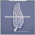 wholesale crystal rhinestone tree leaf embellishment appliques