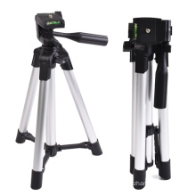 wholesale universal 3 In 1 ring light folding holder mount selfie stick tripod stand for phone