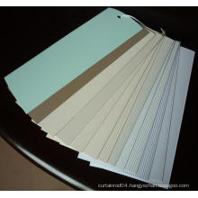 89mm/127mm Vertical Blinds Colors (SGD-V-2342)
