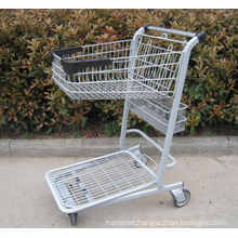 Customized Trolley for America Market