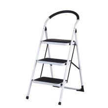 New Products Steel 3 Step Ladder with En131 Approved