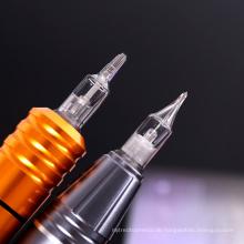 Großhandel professionelle sterilisierte Einweg Permanent Tattoo Pen Cartridge Nadel für Rotationsmaschine