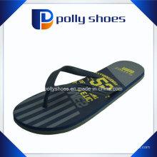 Mens Flip Flop Tamanhos Pretos 40 45