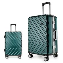 Mala de bagagem de mala de negócios hardcase trolley
