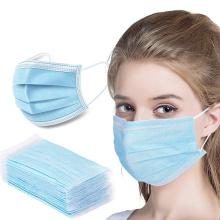 Medizinische Gesichtsmasken zum Schutz vor Staubbakterien