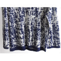 Ladies Patterned Long Sleeve Pullover Knitted Sweater
