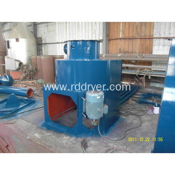 High Efficiency Rotary Spin Flash Dryer Machine