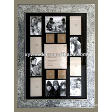 Mosaic wooden Collage photo frames