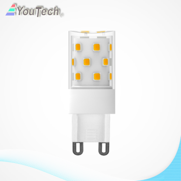 5W LED G9 bulb dimmable light