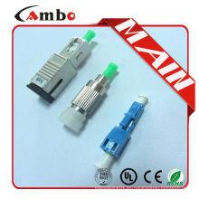 Atenuador de alta atenuación SC pc atenuador óptico de fibra