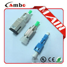 High Attenuation Precision SC pc Fiber Optic Attenuator