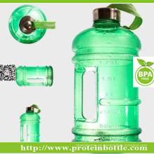 2.2 L botella de coctelera de proteína personalizada con gimnasio Deportes