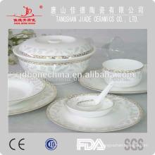 Ensemble de dîner en mélamine fournisseur de porcelaine
