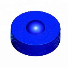 Molde de inyección de casquillo de la fábrica de moldes de plástico con experiencia / molde de inyección de 8 cavidades con mango