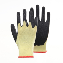 Thumb Fully Coated Non-slip Latex Safety Gloves