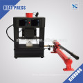 Xinhong 20 Ton Dual Heated Plates Electric Rosin Press For Oil Extraction