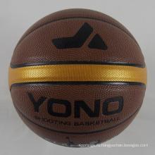Лучшие продажи Оптовая изготовленный на заказ Размер 7 ПУ Баскетбол
