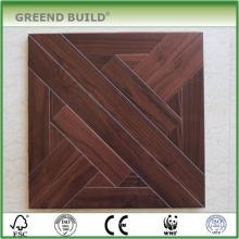 American black walnut parquet flooring