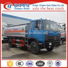 Dongfeng 12000-13000ml camión cisterna de combustible para la venta