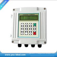 Tuf-2000 débitmètre à ultrasons / débitmètre à ultrasons débitmètre / compteur de chaleur à ultrasons / GPRS, RTPC, canaux, réseau sans fil GSM