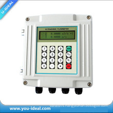 Tuf-2000 Ultrasonic Water Flow Meter/Ultrasonic Transducer Flow Meter/Ultrasonic Heat Meter/GPRS, PSTN, Can, GSM Wireless Networking