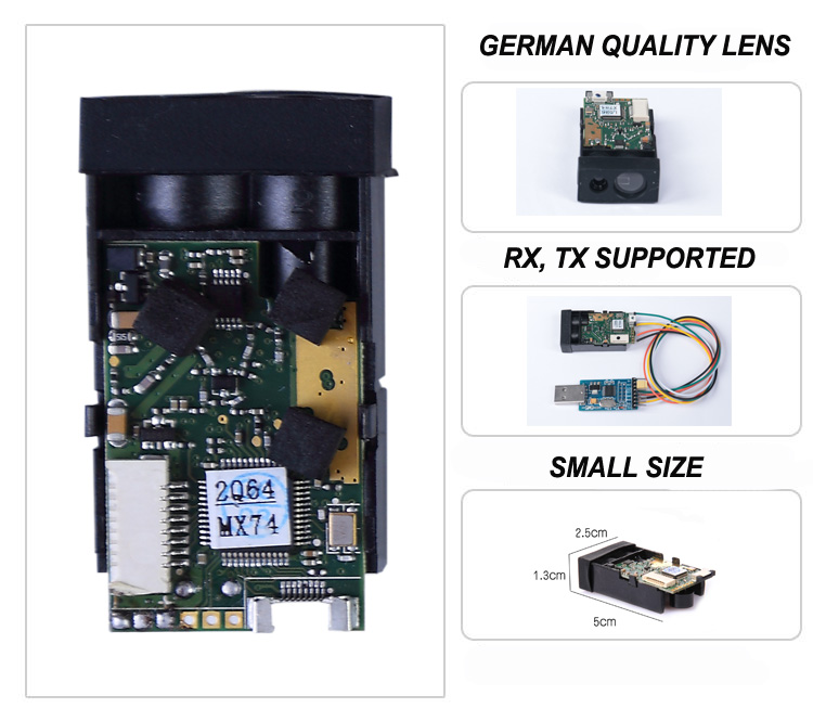 Industrial Laser Distance Sensor Details