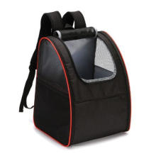 Fashionable Polyester Outdoor Travel Soft Sided Car Breathable Backpack Pet Carrier