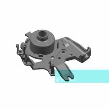 Aluminum die casting spare parts