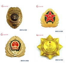Customized Enamel Metal Badge Lapel Pin