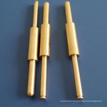 Fábrica oferta personalizada hacer CNC torneado piezas de bronce en China