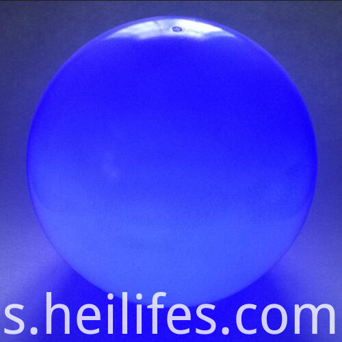 Waterproof Round Outdoor Led Ball Light