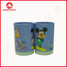 Funny Toy Paper Tube Customized Round Packaging Box
