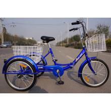 Nouveau tricycle de cargaison pliant de 20 po (FP-TRCY034)