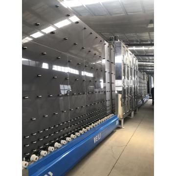 Вертикальная машина для мойки и сушки стекла CE