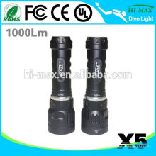Diving small torch high power led torch light manufacturers