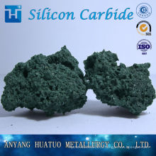 Зеленый карбид кремния/Карборунд для абразивного материала