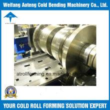 Perfiles de plataforma de almacenamiento Roll formando la máquina