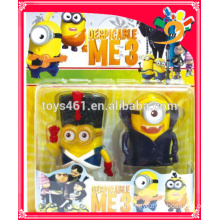 Delicate minions statue cute newest minions toys for sale