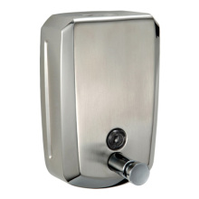 Wall-mounted Hand Soap Dispenser With Push Button