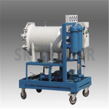 4 Wheels Dispensing Porable Filter Oil Drum Steel Cart