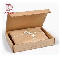 Top quality custom made popular new designbaby blanket packaging box