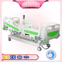 New design manufacturer direct sales five function hospital electric bed with discount price