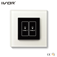 Cadre de contour en verre à écran tactile (HR1000-GL-L2)