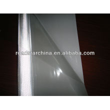 Prismatic PVC Reflective vinyl ( self-adhesive base)