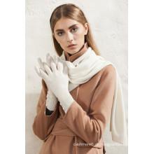 Multifunktionale weiße Parade Handschuh für den Großhandel