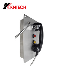 Teléfono de emergencia con dos botones Knzd-57 Kntech