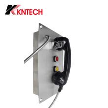 Téléphone d'urgence avec deux boutons Knzd-57 Kntech