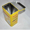 Chocolate Tin Box/Storage Tin Box/Tea Packaging Tin Boxes