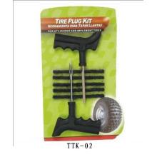 Kit de ferramentas de reparação de pneus