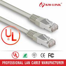 Новый стиль дизайна оголенного медного кабеля cat6 ftp patch cord